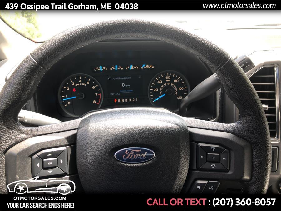Used Ford F-150 XLT 2015 | Ossipee Trail Motor Sales. Gorham, Maine