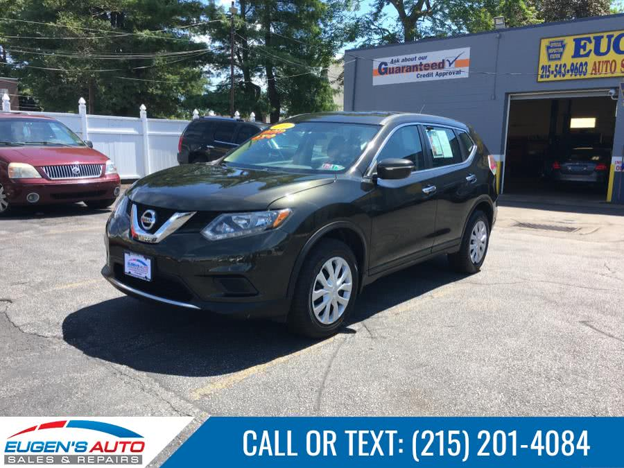 Used 2014 Nissan Rogue in Philadelphia, Pennsylvania | Eugen's Auto Sales & Repairs. Philadelphia, Pennsylvania