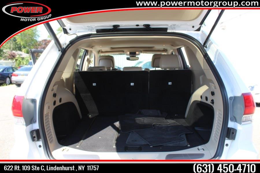 Used Jeep Grand Cherokee Ltd Limited 4x4 2017 | Power Motor Group. Lindenhurst , New York