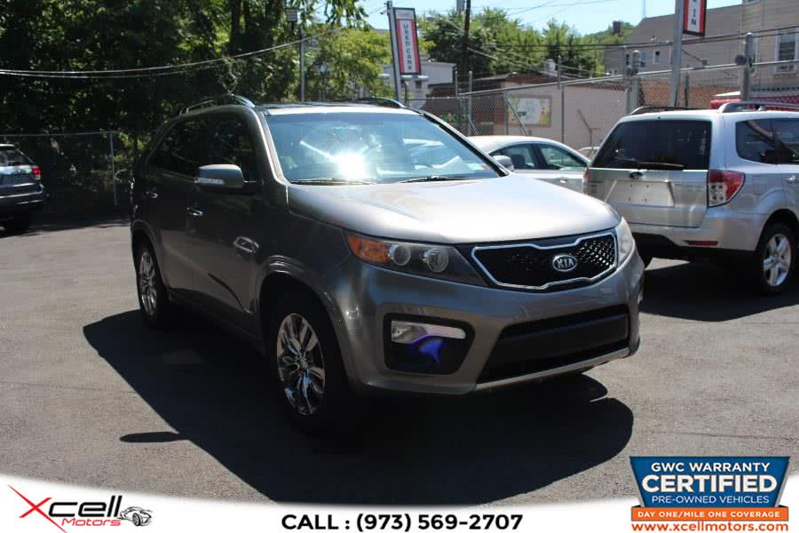 Used 2012 Kia Sorento AWD V6 SX in Paterson, New Jersey | Xcell Motors LLC. Paterson, New Jersey