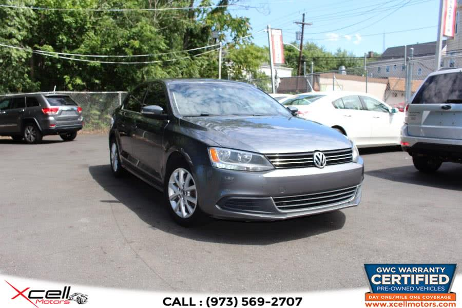 Used 2014 Volkswagen Jetta Sedan SE in Paterson, New Jersey | Xcell Motors LLC. Paterson, New Jersey