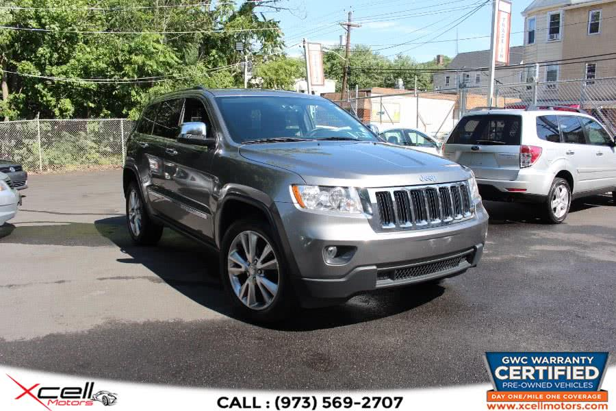 Used 2013 Jeep Grand Cherokee in Paterson, New Jersey | Xcell Motors LLC. Paterson, New Jersey