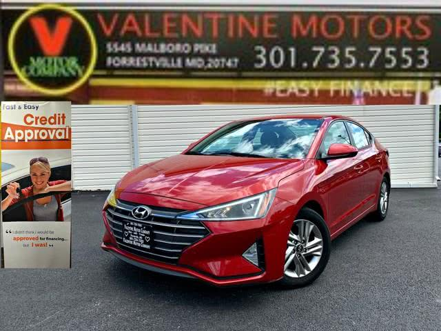 Used 2019 Hyundai Elantra in Forestville, Maryland | Valentine Motor Company. Forestville, Maryland
