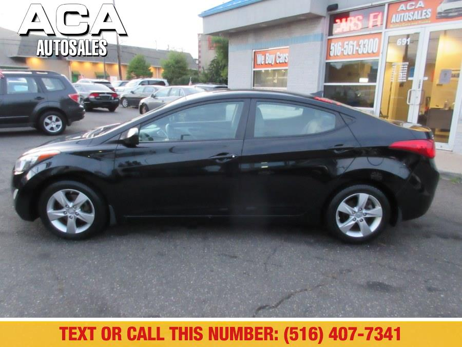 Used Hyundai Elantra 4dr Sdn Auto GLS 2012 | ACA Auto Sales. Lynbrook, New York