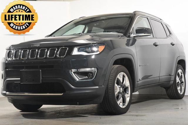 2017 Jeep New Compass Limited w/ Safety Tech photo