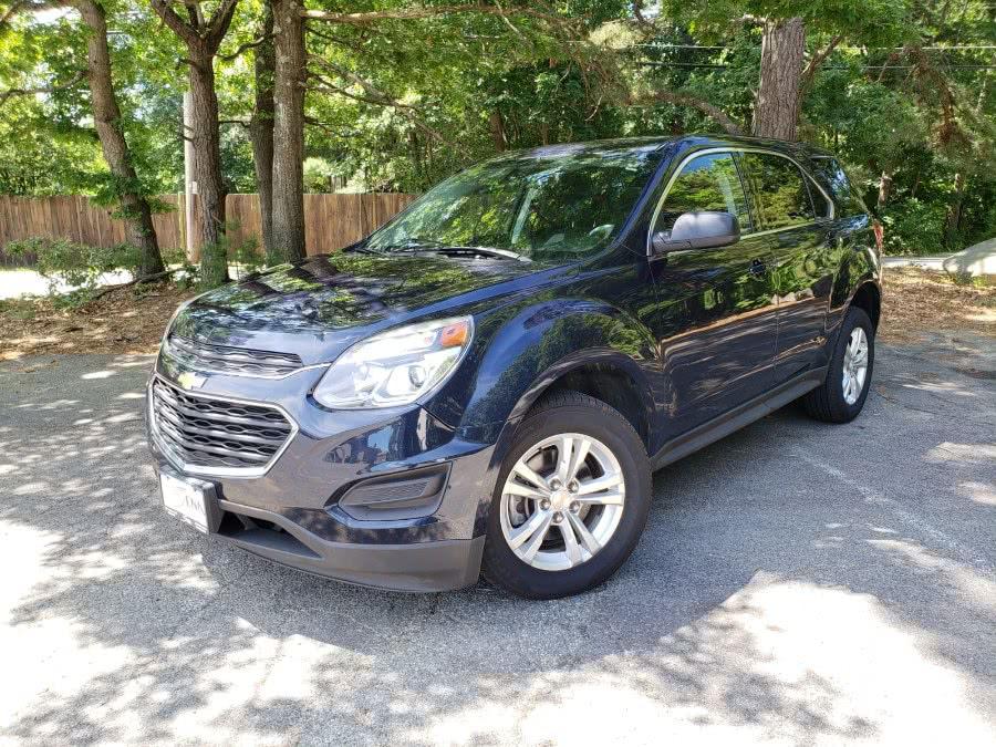 Used Chevrolet Equinox AWD 4dr LS 2016 | Sena Motors Inc. Revere, Massachusetts