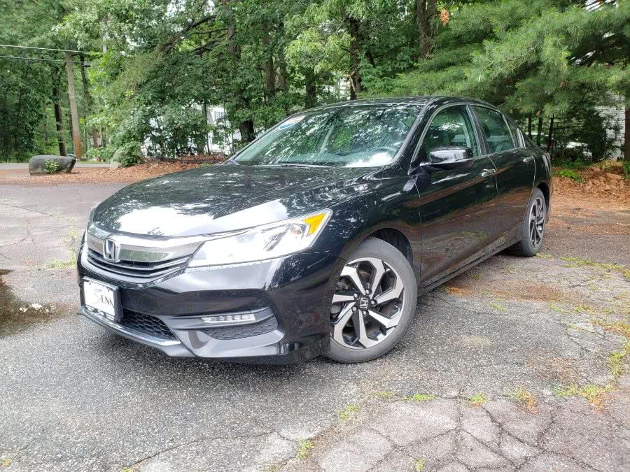 Used Honda Accord Sedan 4dr I4 CVT EX 2016   Sena Motors Inc. Revere, Massachusetts