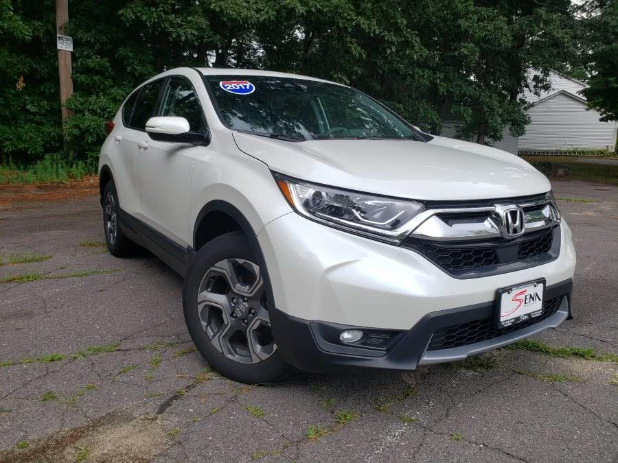 Used Honda CR-V EX AWD 2017 | Sena Motors Inc. Revere, Massachusetts