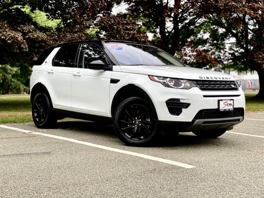 Used Land Rover Discovery Sport SE 4WD 2017   Sena Motors Inc. Revere, Massachusetts