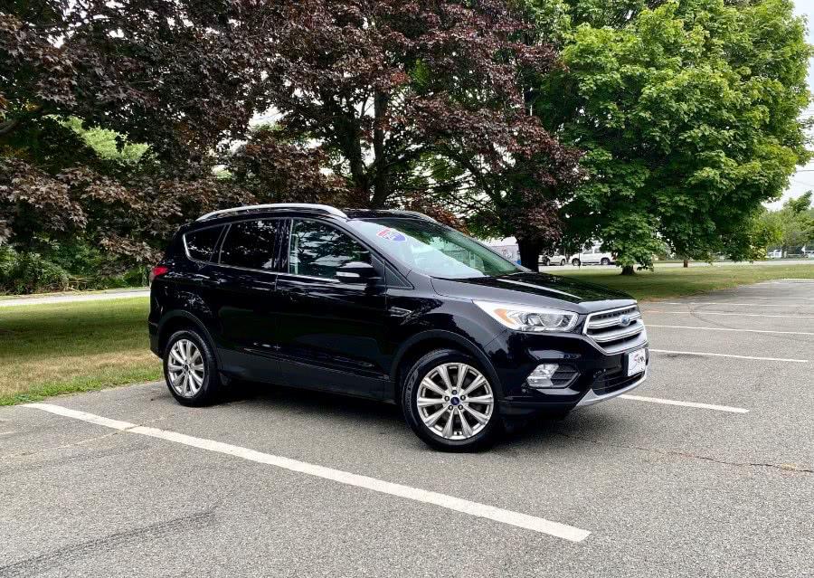 Used Ford Escape Titanium 4WD 2017 | Sena Motors Inc. Revere, Massachusetts