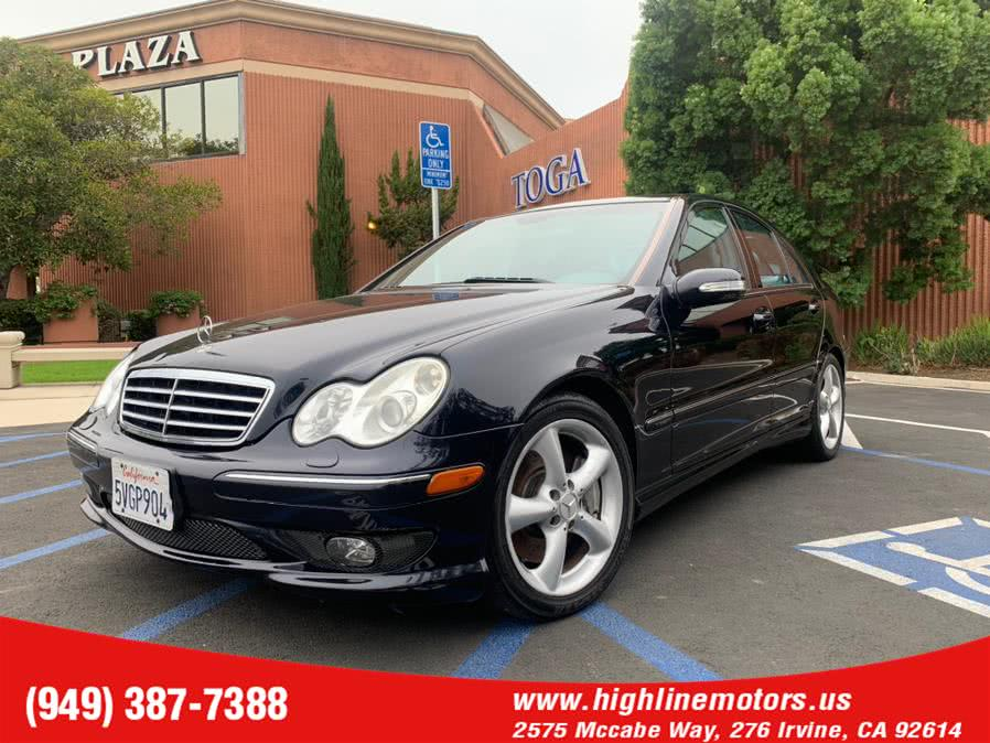 Used 2006 Mercedes-Benz C 230 AMG in Irvine, California | High Line Motors LLC. Irvine, California