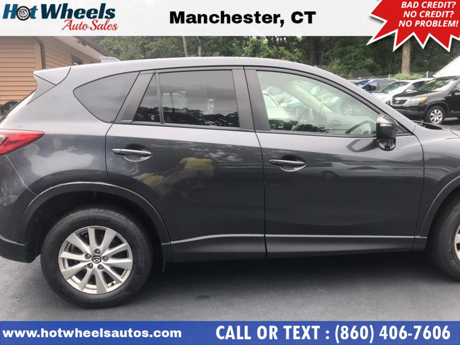 Used Mazda CX-5 AWD 4dr Auto Touring 2015 | Hot Wheels Auto Sales LLC. Manchester, Connecticut