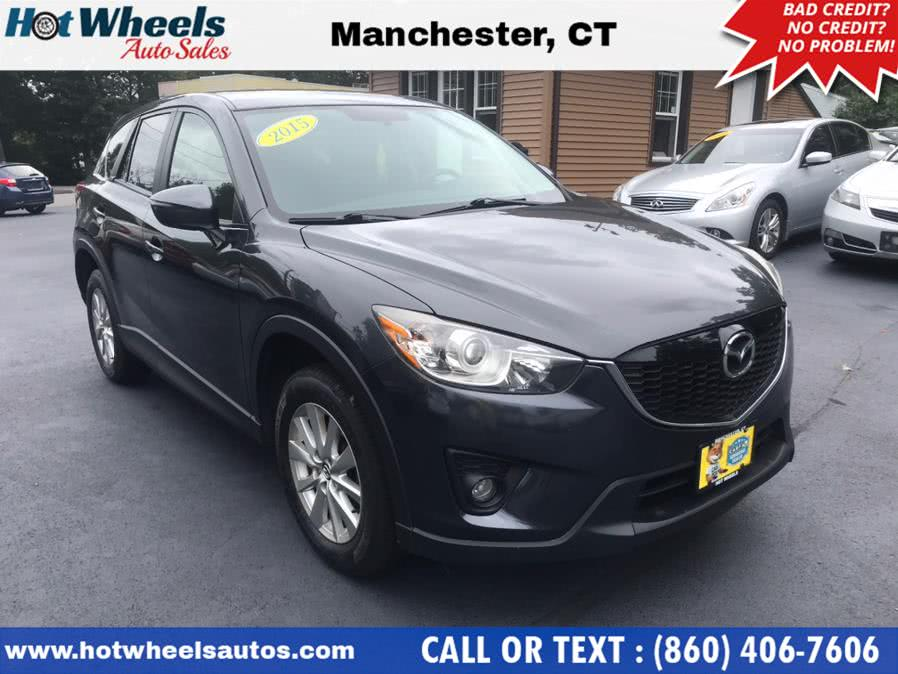 Used 2015 Mazda CX-5 in Manchester, Connecticut | Hot Wheels Auto Sales LLC. Manchester, Connecticut