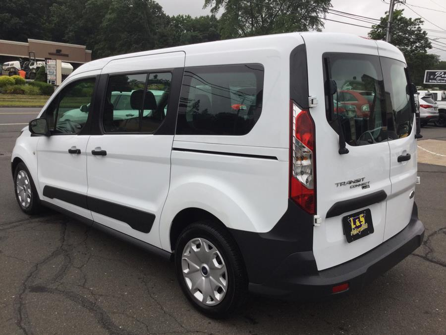 Used Ford Transit Connect Wagon 4dr Wgn LWB XL 2015 | L&S Automotive LLC. Plantsville, Connecticut