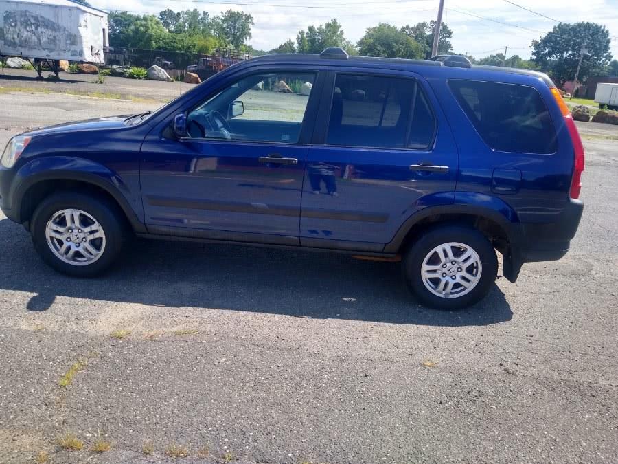 Used Honda CR-V 4WD EX Manual 2003 | Payless Auto Sale. South Hadley, Massachusetts
