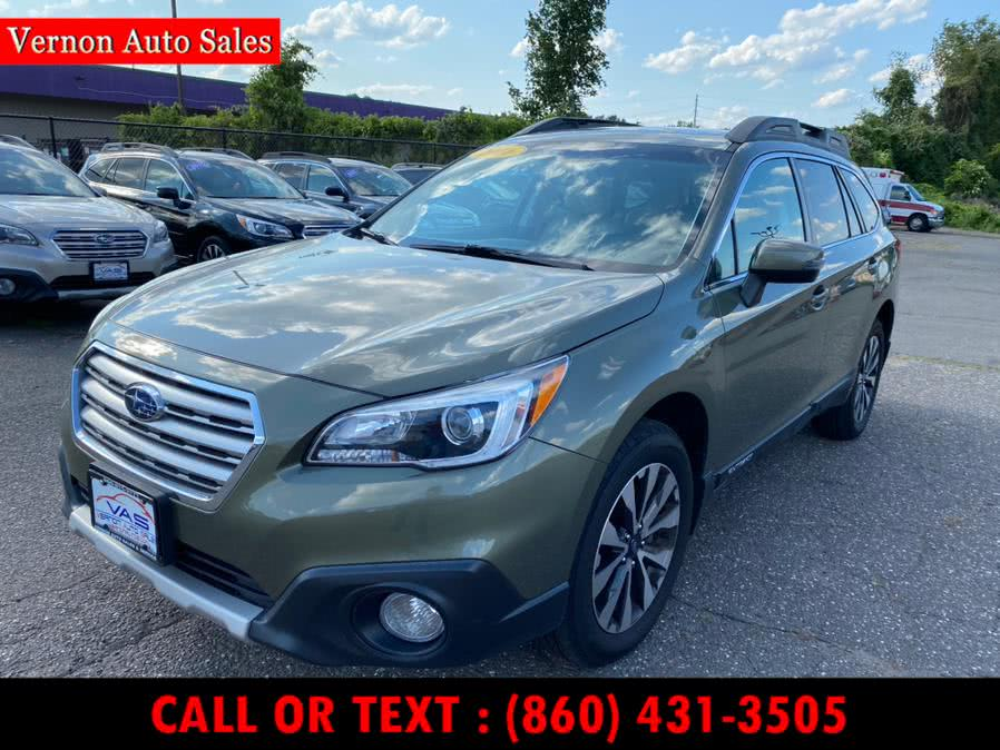Used Subaru Outback 4dr Wgn 2.5i Limited PZEV 2016 | Vernon Auto Sale & Service. Manchester, Connecticut