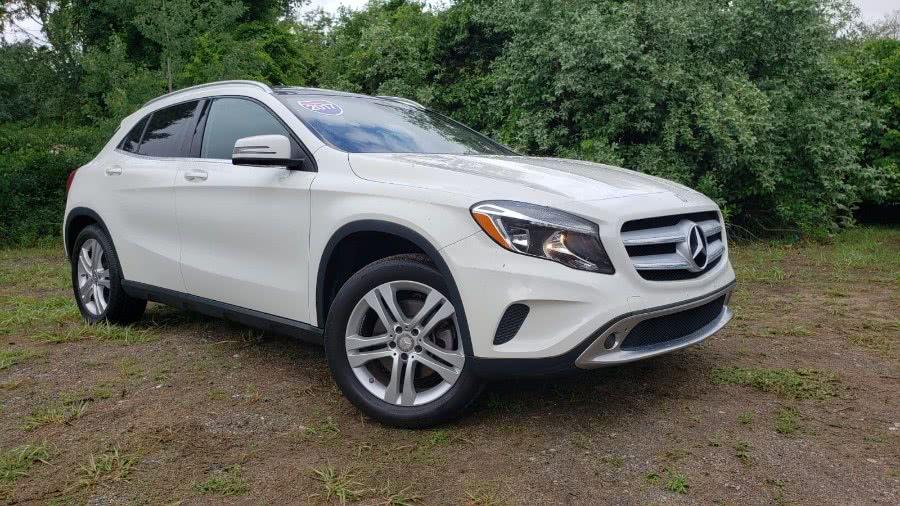 Used Mercedes-Benz GLA GLA 250 4MATIC SUV 2017   Sena Motors Inc. Revere, Massachusetts