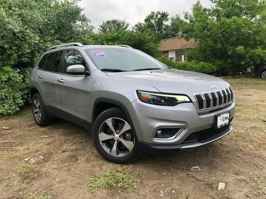 Used Jeep Cherokee Limited 4x4 2019 | Sena Motors Inc. Revere, Massachusetts
