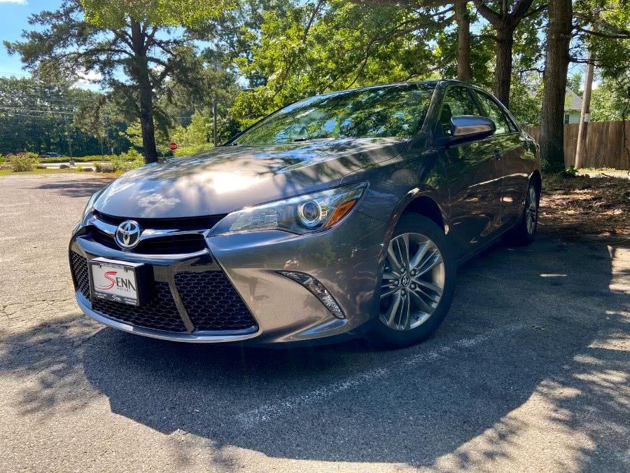 Used Toyota Camry LE 2017   Sena Motors Inc. Revere, Massachusetts