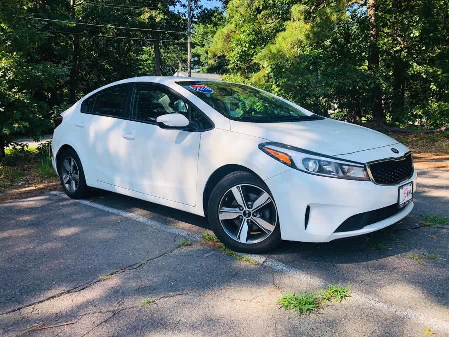 Used Kia Forte LX Auto 2018   Sena Motors Inc. Revere, Massachusetts
