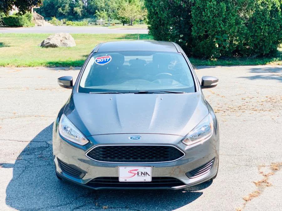 Used Ford Focus SE Sedan 2017 | Sena Motors Inc. Revere, Massachusetts