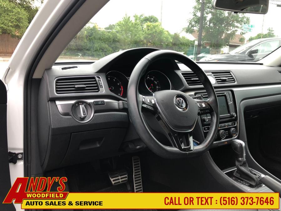 Used Volkswagen Passat R-Line w/Comfort Pkg Auto 2017 | Andy's Woodfield. West Hempstead, New York