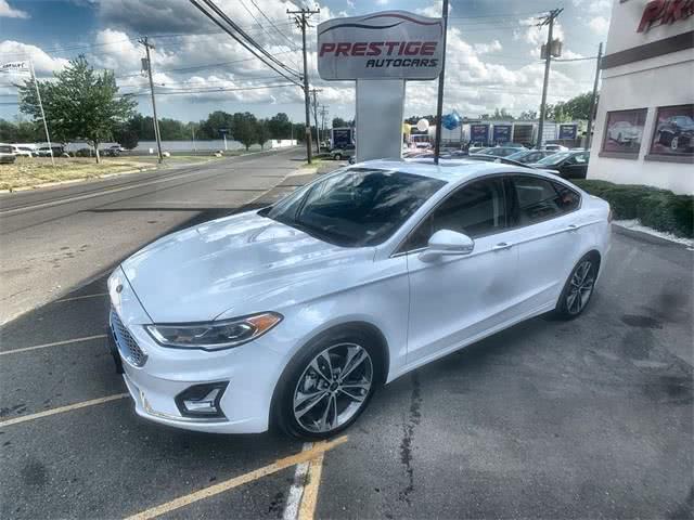 Used Ford Fusion Titanium 2020   Prestige Auto Cars LLC. New Britain, Connecticut