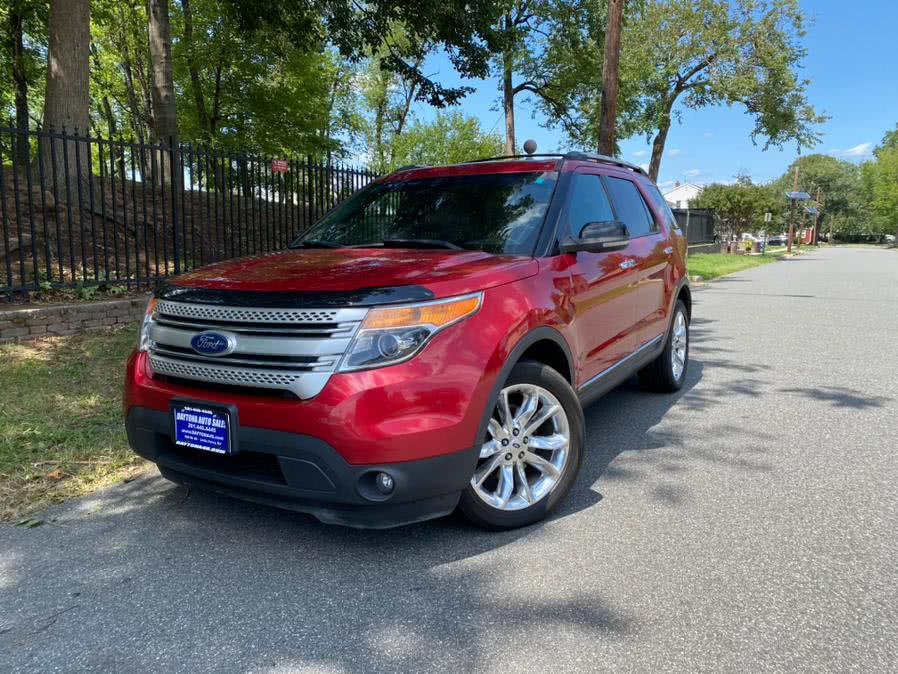 Used Ford Explorer 4WD 4dr XLT 2012 | Daytona Auto Sales. Little Ferry, New Jersey