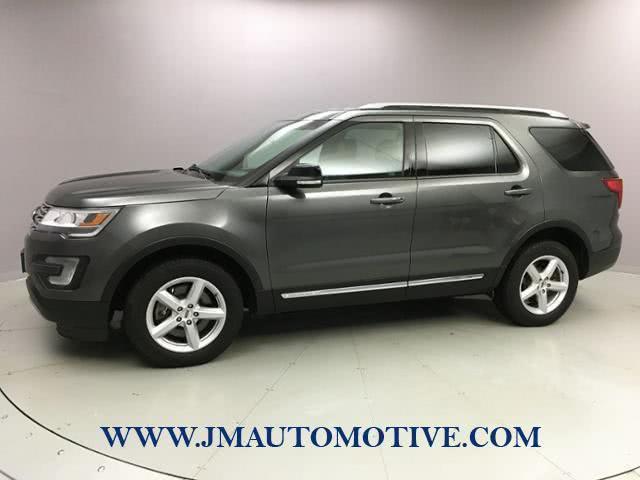 Used Ford Explorer XLT 4WD 2017 | J&M Automotive Sls&Svc LLC. Naugatuck, Connecticut