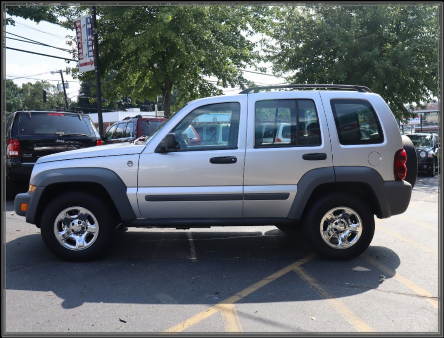 Used Jeep Liberty 4dr Sport 4WD 2005 | My Auto Inc.. Huntington Station, New York