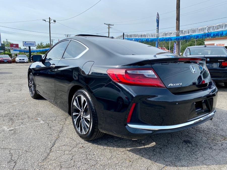 Used Honda Accord Coupe EX-L CVT 2017 | Apex  Automotive. Waterbury, Connecticut