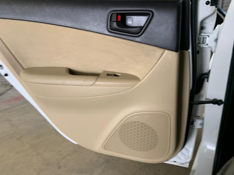 Used Hyundai Sonata 4dr Sdn I4 Auto GLS 2009 | U Save Auto Auction. Garden Grove, California