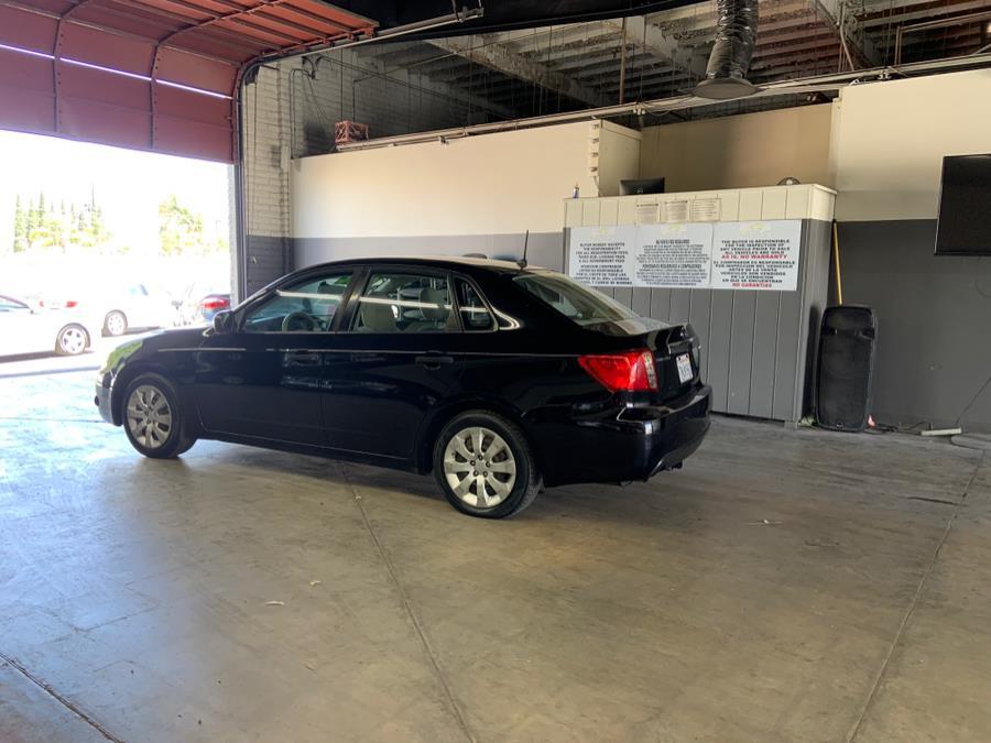 Used Subaru Impreza Sedan 4dr Man i 2008 | U Save Auto Auction. Garden Grove, California