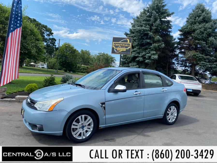 Used 2008 Ford Focus in East Windsor, Connecticut | Central A/S LLC. East Windsor, Connecticut