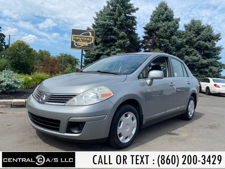 Used 2008 Nissan Versa in East Windsor, Connecticut | Central A/S LLC. East Windsor, Connecticut