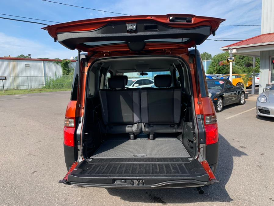 Used Honda Element 2WD LX AT 2005 | Mike And Tony Auto Sales, Inc. South Windsor, Connecticut