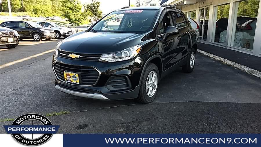 Used Chevrolet Trax AWD 4dr LT 2017 | Performance Motorcars Inc. Wappingers Falls, New York