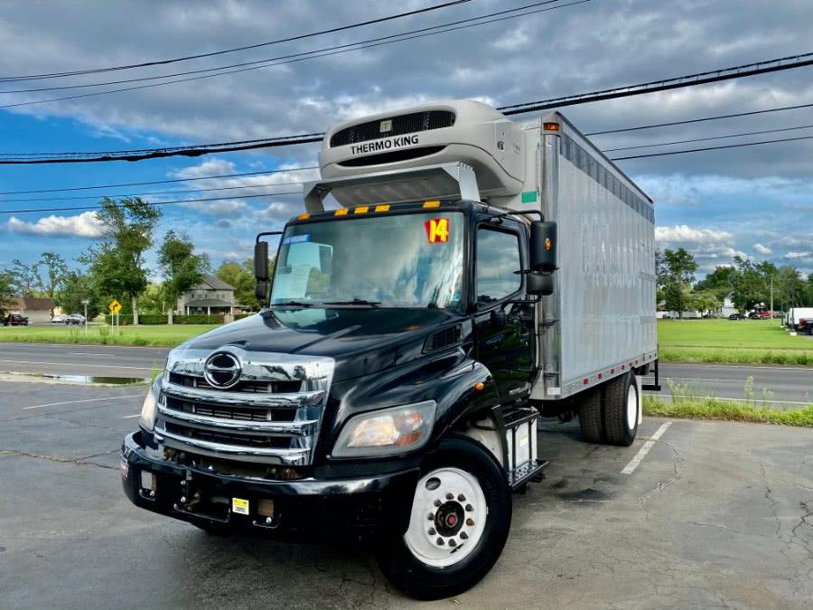 Used 2014 Hino 258/268 in Burlington, New Jersey | Aladdin Truck Sales. Burlington, New Jersey