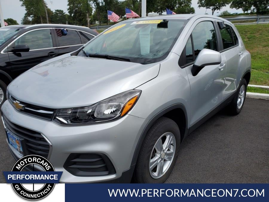 Used Chevrolet Trax AWD 4dr LS 2017 | Performance Motor Cars. Wilton, Connecticut