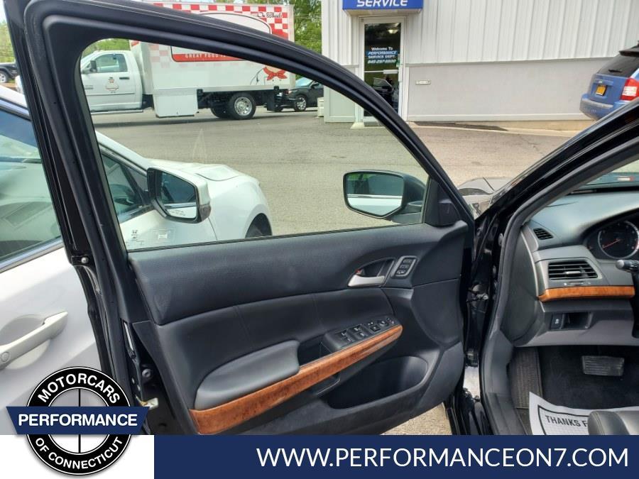 Used Honda Accord Sdn 4dr V6 Auto EX-L 2012 | Performance Motor Cars. Wilton, Connecticut