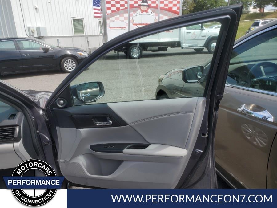Used Honda Accord Sedan 4dr I4 CVT EX-L 2014 | Performance Motor Cars. Wilton, Connecticut