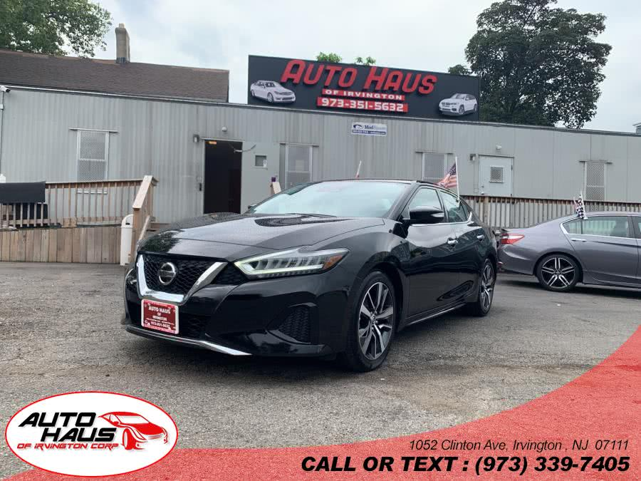 Used 2020 Nissan Maxima in Irvington , New Jersey | Auto Haus of Irvington Corp. Irvington , New Jersey