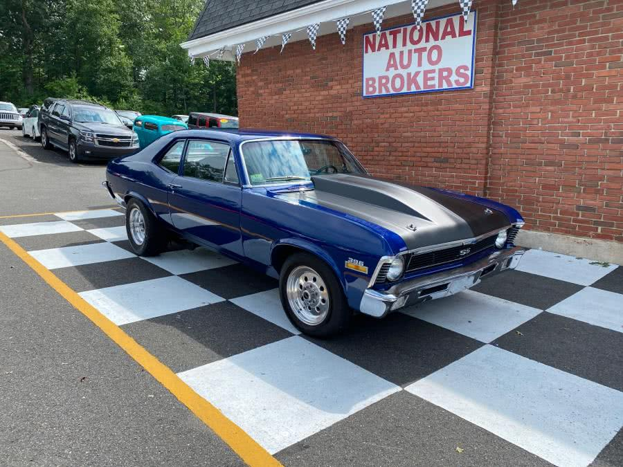 Used Chevrolet Nova SS Tribute 1969 | National Auto Brokers, Inc.. Waterbury, Connecticut