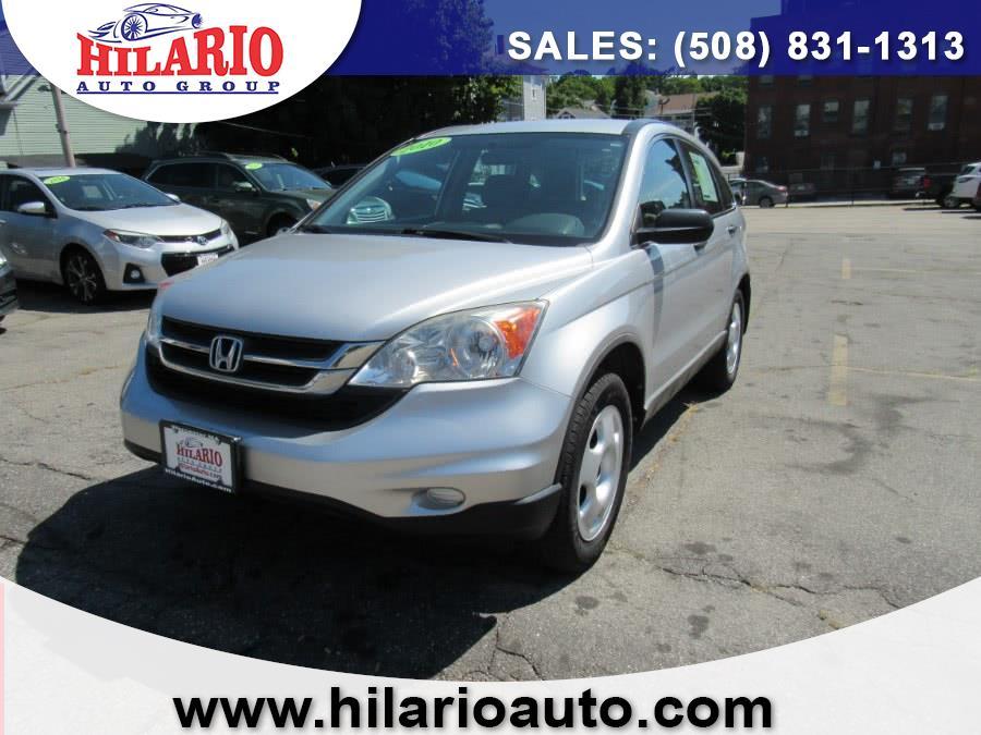 Used 2010 Honda CR-V in Worcester, Massachusetts | Hilario's Auto Sales Inc.. Worcester, Massachusetts