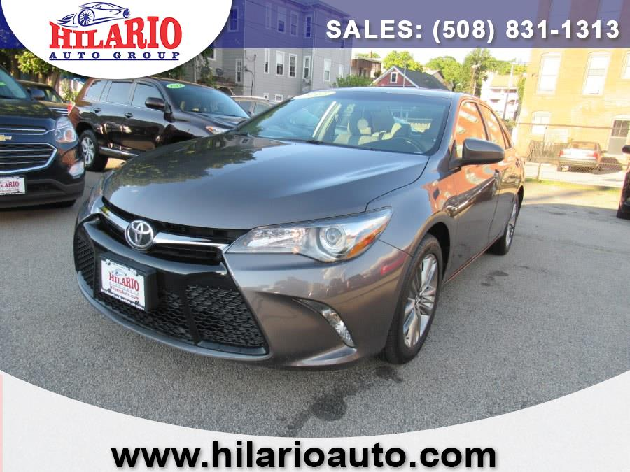Used 2015 Toyota Camry in Worcester, Massachusetts   Hilario's Auto Sales Inc.. Worcester, Massachusetts