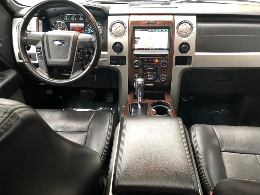 "Used Ford F-150 4WD SuperCrew 145"" Lariat 2013   Bristol Auto Center LLC. Bristol, Connecticut"