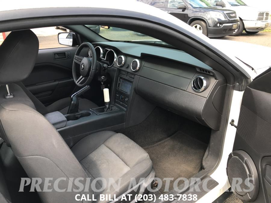 Used Ford Mustang 2dr Cpe Premium 2007 | Precision Motor Cars LLC. Branford, Connecticut