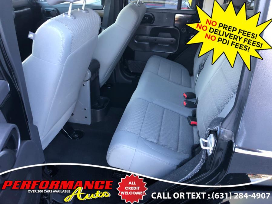 Used Jeep Wrangler Unlimited 4WD 4dr Sahara 2007 | Performance Auto Inc. Bohemia, New York