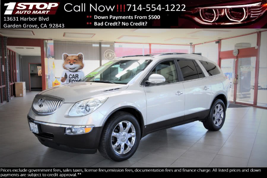 Used 2008 Buick Enclave in Garden Grove, California | 1 Stop Auto Mart Inc.. Garden Grove, California