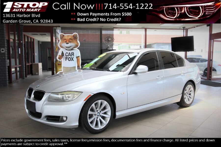 Used 2011 BMW 3 Series in Garden Grove, California | 1 Stop Auto Mart Inc.. Garden Grove, California